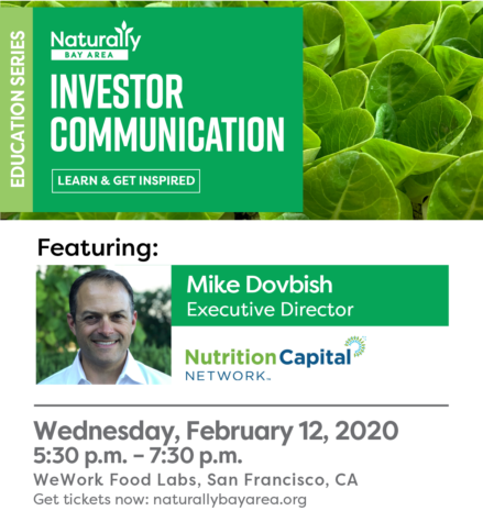Investor Communications Event